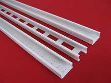 2015 hot sale PVC coated plastic cable tray small sizes