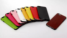 """New Leather Skin Pattern Soft TPU Case for Apple iPhone 6 4.7""""/Plus 5.5"""""""