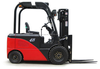 China NO 1 Full AC driving &lifitng system four wheel electric forklift CPD15FT CPD15FTH