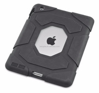 Devicewear Black Station Silicone Case for iPad Air 2, Device Wear block case for iPad Air 2, devicewear case for iPad Air 2