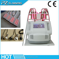 BEST COMBINATION !!! lipo laser+ cavitaiton+RF+Vacuum PZ809+ cavi liposuction body loss machine