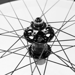 Enduro/Free ride/Down hill Cycling MTB Carbon Wheels 27.5er 650b * 35mm Lightweight Bike Wheels Hookless 28-32h XRC650-35