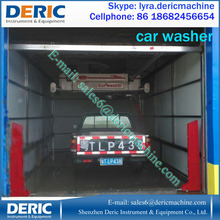 Foam Water Sparying Automatic Car Wash At Factory Price , Car Wash Machine