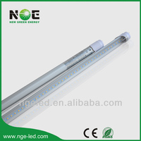 Epistar 2835 100lm/w SMD led tube light fittings 25W