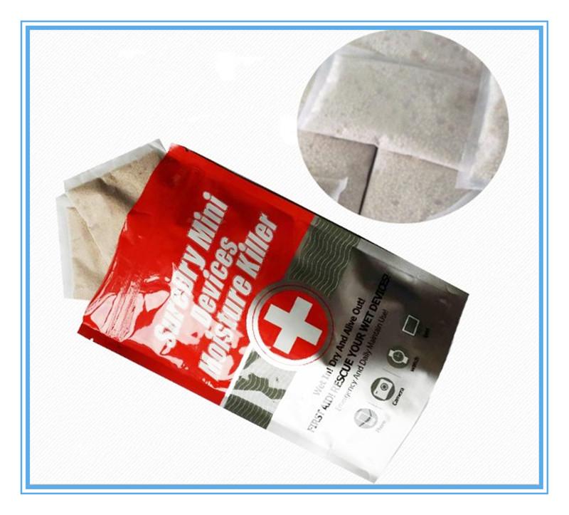 Waterproof Moisture Absorber Mobile Phone Dry Bag