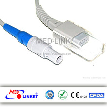 Compatible BCI SpO2 Adapter Cable for 6100, 9100, Advisor, Autocorr Suit for BCI Sensor and Probes