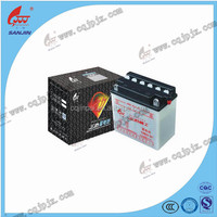Chongqing Factories12V 6Ah Motorcycle Battery Price Of Motorcycle Dry Battery For Motorcycle Battery Prices