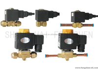 2 way 1 inch water solenoid valve