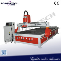 cnc router for acrylic&wood&plastic&metal&stone&mdf&plywood DT2040ATC,cnc router 3d wood