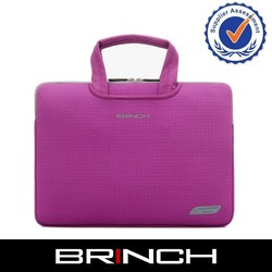 New style neoprene laptop sleeve wholesale 15.6 inch bag