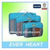 China Manufacturer Clothing Travel Packing Cubes Packing Kits