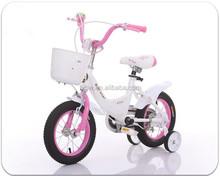 girls steel child's bike