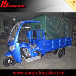 metal semi-cabin trimoto de cargo