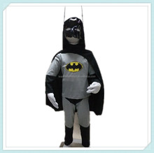 New Cosplay Costume Conjoined Bat man Costumes for kids Fancy dress Halloween Party decorations supplies children gifts