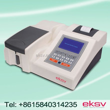 Semi Auto Clinical Chemistry Analyzer Biochemical Analyzer EKSV-3000C (T1038)