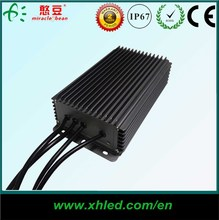 AC170-250V dc24v 8.33A switching power supply IP67 CE ROHS 24v power supply dimmable