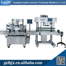security and environmental protection of facial cream filling machine
