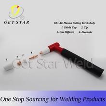Guangzhou 60A Welding cutting torch handle