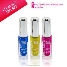 2015 hot cosmetics painting nail polish nail art for beauty industry