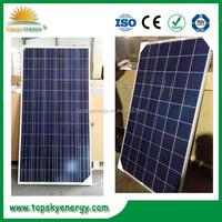 Solar panel wholesale Trina price solar panel 255w