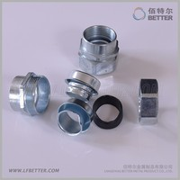 DPN New Internal Theaded Conduit bushing Electrical Connector