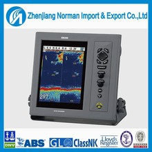 10.4 inch color LCD echo depth sounder for fishing