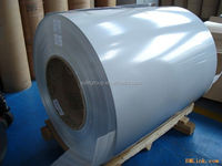factory china color coated GI/GL iron coil for roofing sheet