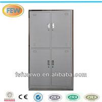 Foshan simple clothes steel cupboards design