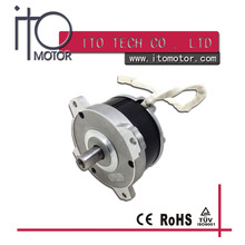 100mm high torque brushless dc motor integrated controller