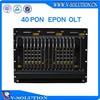 Fiber optics telecom equipment