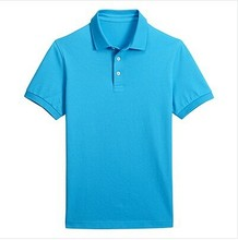 Hot Sell Fashion Custom Men's Polo shirt design for promotion and advertising