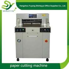 hot sale electric paper cutter machine
