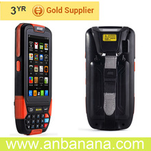 Handheld 13.56mhz iso14443a rfid reader/writer with wifi/gps/bluetooth/3g/1d/2d