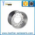 Alta qualidade 22.5x11.75 caminhão rodas de alumínio