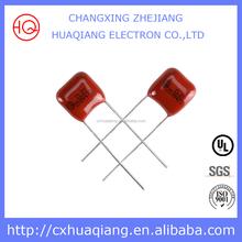 Super Competitive Subminiature Capacitor 104K 250V 0.1UF 104 10% Polyester film capacitor 104J 250V