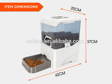 Automatic Pet Feeder with Remote Control