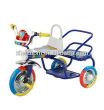 2013 double seat baby tricycle
