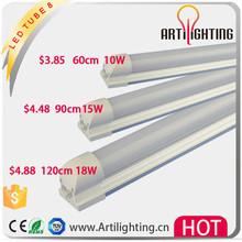 Professional quality led ring tube light