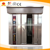 CE IMPORED burner FREE trolley Gas/diesel/electrical steel Rotary convection pizza oven/ bakery/ bake/baking machine/equipment