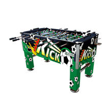In stock soccer table hand football game table professional foosball soccer table