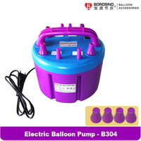 B304 Four Nozzles Balloon Machine to Inflate Balloons