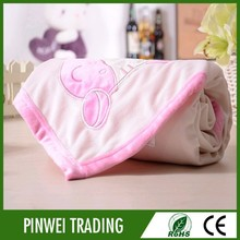 2015 online products horse patterns cotton baby summer blanket