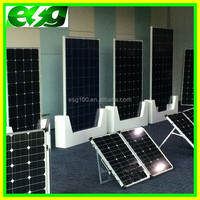 250W Monocrystalline price per watt solar panels For Home Use with High Quality