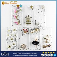 New Transparent Various Patterns Luxury Skin Hard Case Cover For Apple for iPhone 6