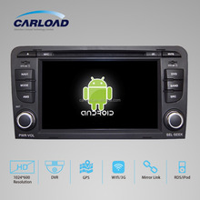 car dvd for 2 din car gps for android Audi A3 touch screen car dvd player