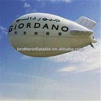 remote control inflatable advertising blimp
