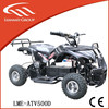 racing electric quad bike 500w with speed limited