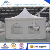 china supplier outdoor portable pagoda tent