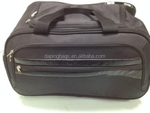 Trolley travel bag with durable wheels