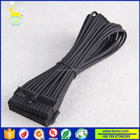 24pin male to 24pin female ATX power extension cable
